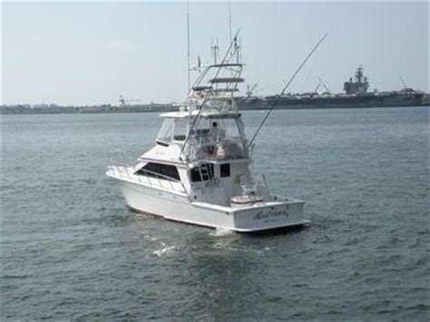 Boat Half Tower For Sale by 1999 Radovich 45 Sport Fisher W Half Tower Boats Yachts