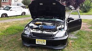 1998 Honda Civic Coupe Vtec Dohc 5