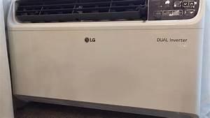 Lg Inverter Window Air Conditioner Running In Dry Mode