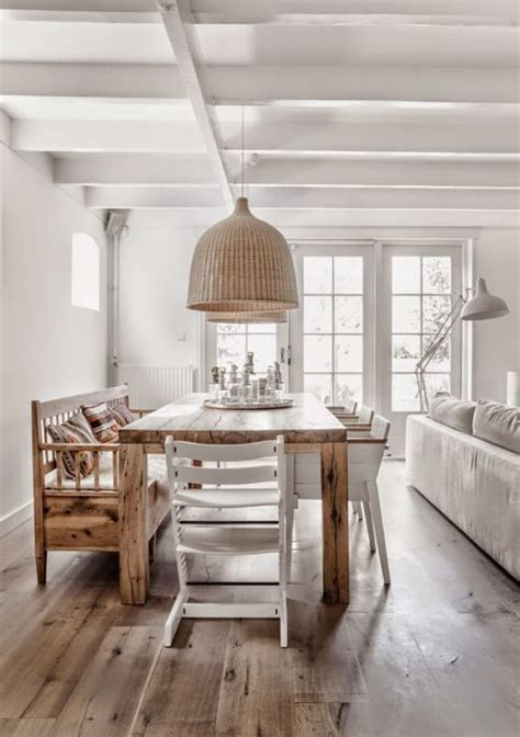 propuestas  decorar  comedor  estilo muebles
