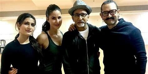 Aamir Khan And Katrina Kaif To Shoot For Thugs Of