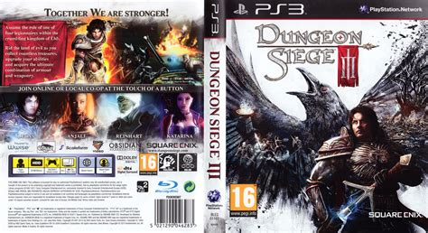 dungeon siege 3 retribution playstation 3 covers dantes inferno souls