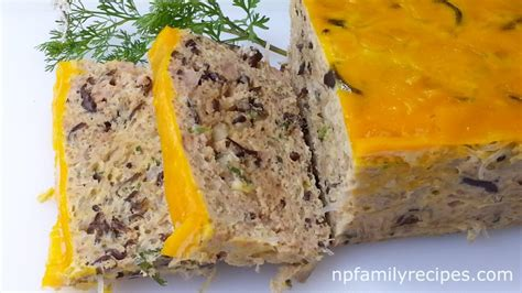 how many eggs in meatloaf steamed egg meatloaf chả trứng hấp npfamily recipes