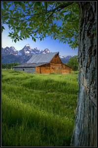 Moulton Barn Jackson Wyoming