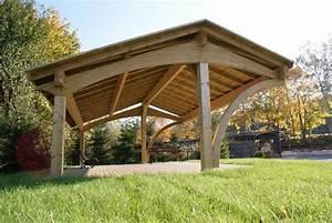 fabriquer un garage en bois myqtocom With fabriquer un garage en bois