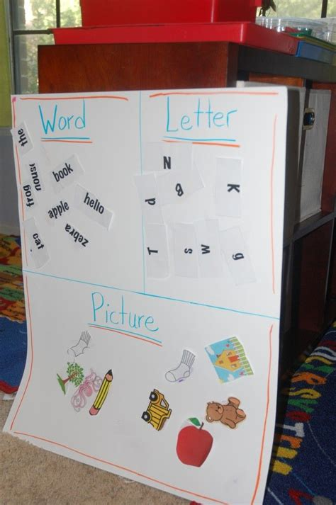 pre k sorting activity with printable abc themes for 477   fb4f9f4b791007977c3e5493f9d1728c
