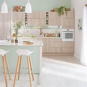 Sol Vinyle Cuisine : sol vinyle dans la cuisine marie claire ~ Farleysfitness.com Idées de Décoration