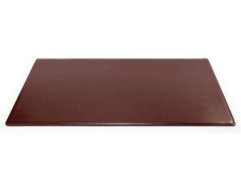 sous de bureau en cuir grand sous de bureau en cuir marron 80 cm par 50 cm
