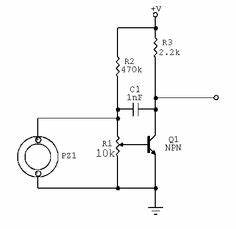 lm324 pinout lm324n pin diagram engineering resources With vibration detector motion electronic project using bipolar transistors