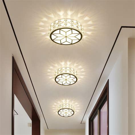Kristall Lampe Led Lampen Flur Decke Tür Hause Lampe Led