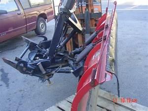 Plow  2526 Used Western Ultramount