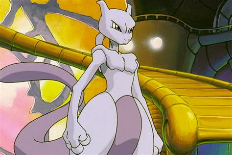 A Poll Has Named Mewtwo As The Most Handsome Pokemon