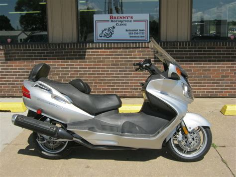 2004 Suzuki Burgman 650 by 2004 Suzuki Burgman 650 Motorcycles For Sale
