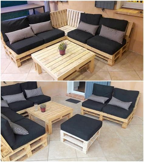 easy diy wood pallet upcycling ideas pallet