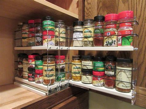 ways  create extra storage space   small kitchen