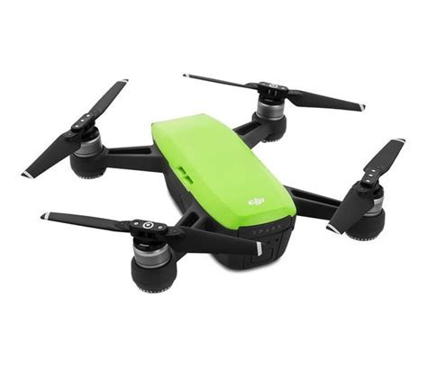 Buy DJI Spark Drone Fly More Combo   Meadow Green   Free