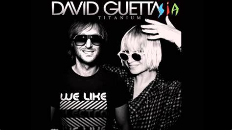Titanium (lyrics) David Guetta Ft. Sia