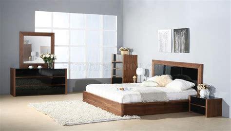 stark bedroom by beverly furniture in walnut black