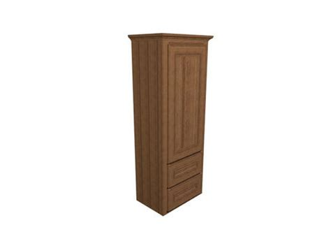 Briarwood Bathroom Cabinets Menards by Briarwood 18 Quot W X 12 Quot D X 48 Quot H Highland Wall Cabinet With