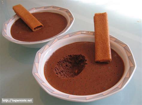 recette dessert avec creme fleurette mousse au chocolat 224 la cr 232 me fouett 233 e desserts sur toquentete net