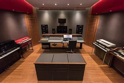 Studio Control Recording Newtone Facilities Modern Equipment