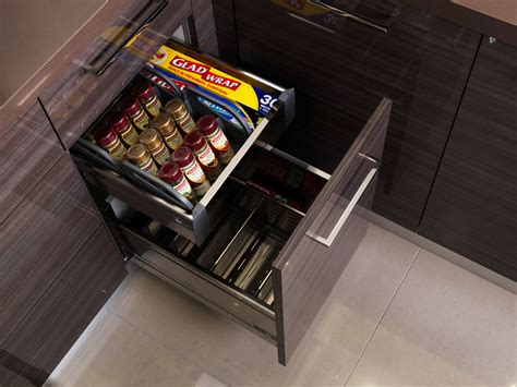 In Drawer Spice Racks by In Drawer Spice Racks Ideas For High Comfortable Cooking