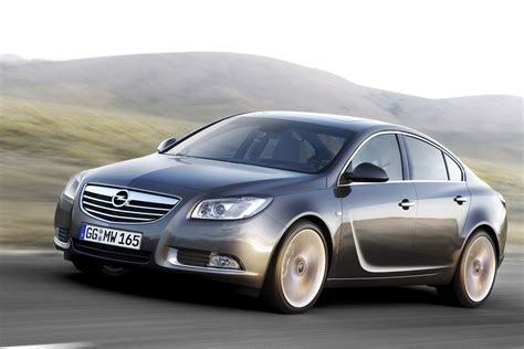 Official Auto News Opel Insignia Revealed (photo) It's