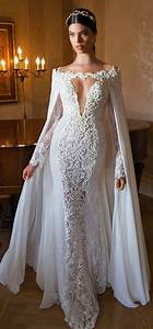 best 25 wedding dress cape ideas on pinterest vania With best dresses to wear to a wedding
