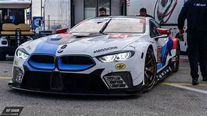 Bmw M8 2018 : bmw reveals m8 gte livery ahead of rolex 24 at daytona the drive ~ Melissatoandfro.com Idées de Décoration