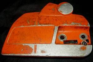 Husqvarna 455 Rancher  460 Chainsaw Clutch Cover With
