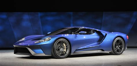 New Cars For 2017 Usa by 2017 Ford Gt At 2015 Naias Front Photo Blue Oval