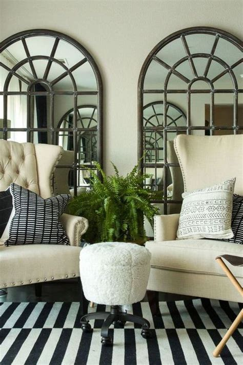 Decorating Ideas Around A Mirror by How To Decorate With Mirrors Decorating Ideas For Mirrors