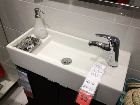 tiny sinks for tiny bathrooms bathroom is partially under the stairs a small sink for a