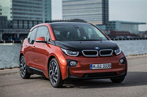 Bmw I3 Review (2017)