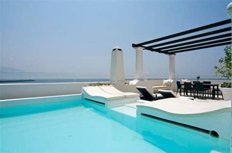 swimming pool terrace unusual outdoor swimming pool designs
