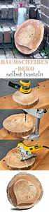 Basteln Mit Baumscheiben : basteln mit baumscheiben deko mit holz baumscheiben und ~ Watch28wear.com Haus und Dekorationen