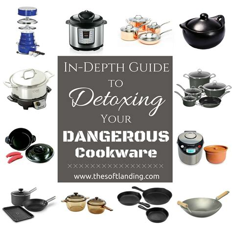 dangerous cookware safest kitchen hard gadgets options science healthy most