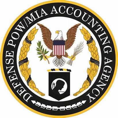 Dpaa Pow Mia Defense Agency Accounting Seal