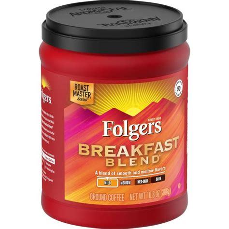 * the % daily value (dv) tells you how much a nutrient in a serving of food contributes to a daily diet. Folgers Coffee Ingredients Label - Ythoreccio