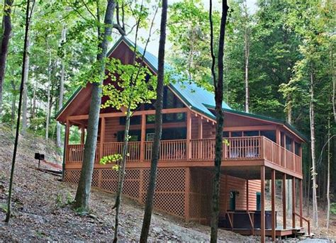 cabin on the hill hummingbird hill ltd hocking cabins updated