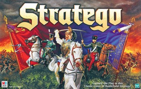 Strategy And Stratego