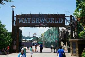 Waterworld @ Universal Studios Singapore | Travel ...