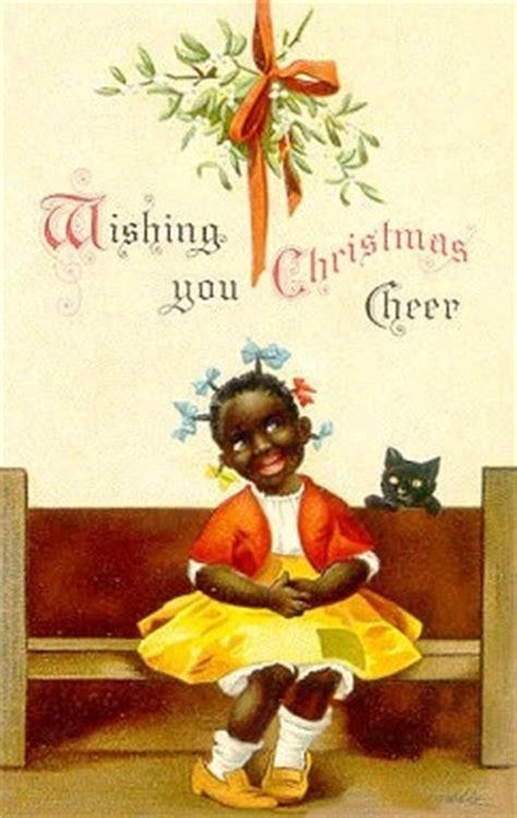 vintage christmas cards cute kids vintage holiday