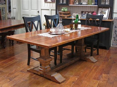 Barnwood Dining Table Dining Room With American Made