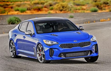 2018 Kia Stinger  An Indepth Look