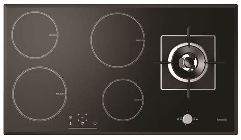 Gas Induktion Kochfeld 90 cm induction gas hob