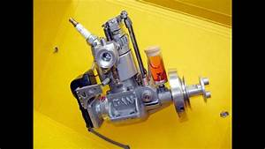 15cc 4 Stroke Rc Engine  Gas Not Nitro