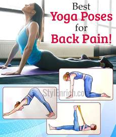 Yoga Poses Back Pain