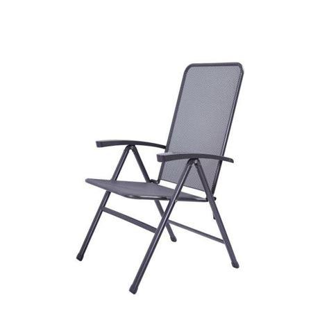 chaise de jardin pliante pas cher chaise de jardin pliante fauteuil salon de jardin