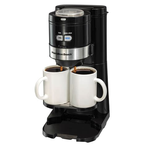 We review the $9 rival single serve coffee maker from walmart. Hamilton Beach Single Serve Grind and Brew Coffee Maker | Model# 49989 - Walmart.com - Walmart.com